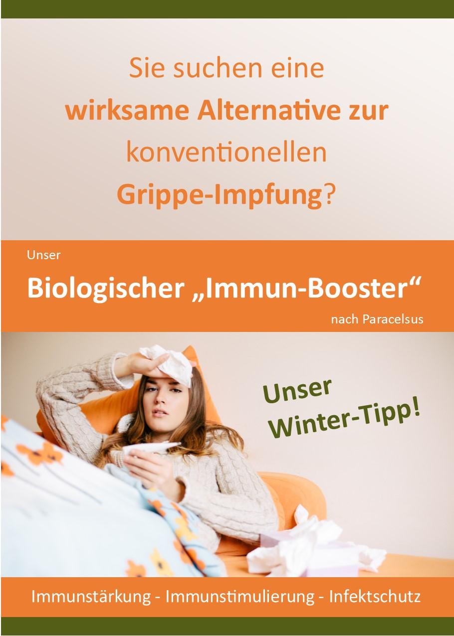 Alternative Immun-Stimulanz